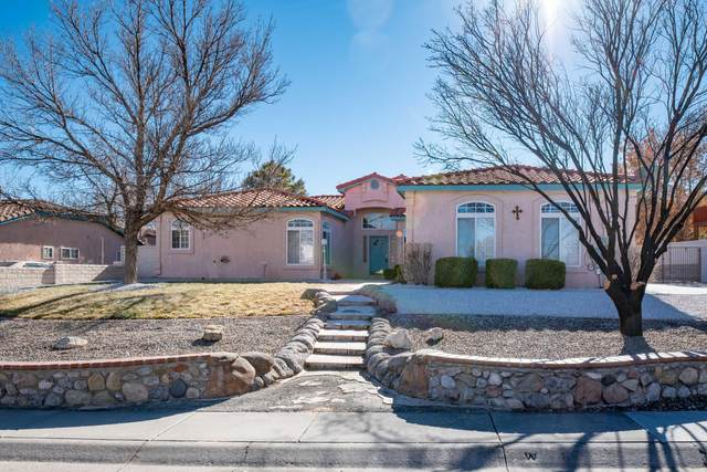2936 Aberdeen Drive SE, Rio Rancho, NM 87124 (MLS #983432) :: Campbell & Campbell Real Estate Services
