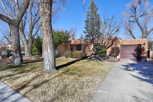 4241 Roma Avenue NE, Albuquerque, NM 87108 (MLS #983439) :: The Buchman Group