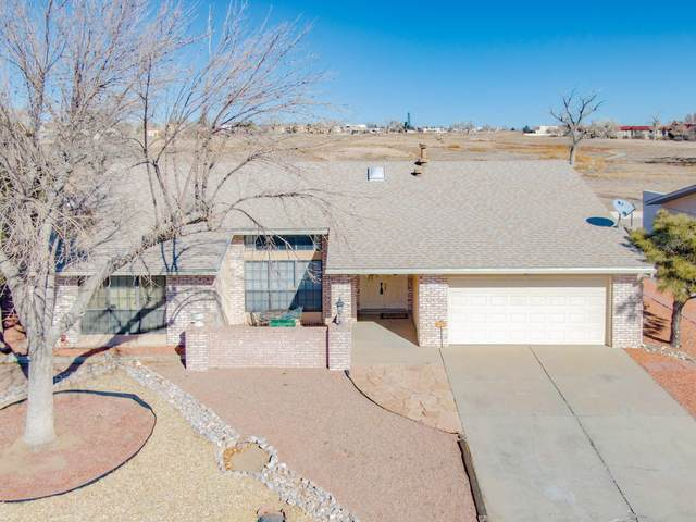 2901 Trevino Drive SE, Rio Rancho, NM 87124 (MLS #983480) :: Campbell & Campbell Real Estate Services