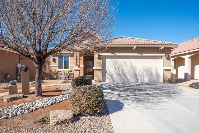1023 Desert Willow Court, Bernalillo, NM 87004 (MLS #983497) :: Campbell & Campbell Real Estate Services