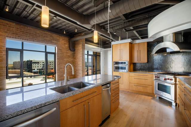 100 Gold Avenue SW #502, Albuquerque, NM 87102 (MLS #983502) :: Campbell & Campbell Real Estate Services