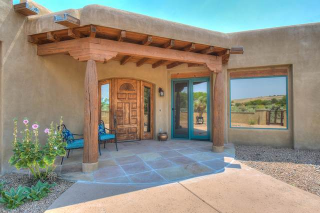 126 De Silva Trail, Corrales, NM 87048 (MLS #983541) :: The Buchman Group