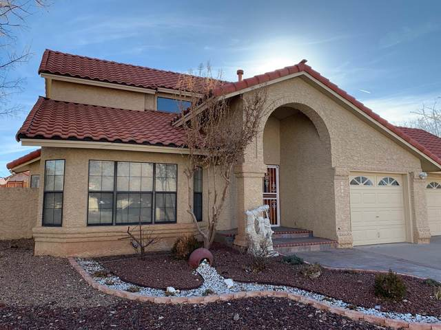 4408 Driftwood Drive NW, Albuquerque, NM 87114 (MLS #983543) :: Campbell & Campbell Real Estate Services