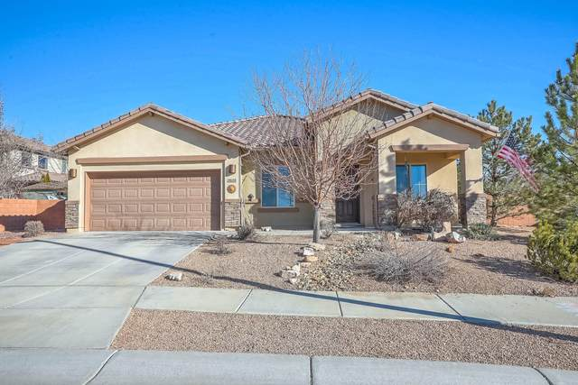 2020 Summerside Road SE, Albuquerque, NM 87123 (MLS #983558) :: The Buchman Group
