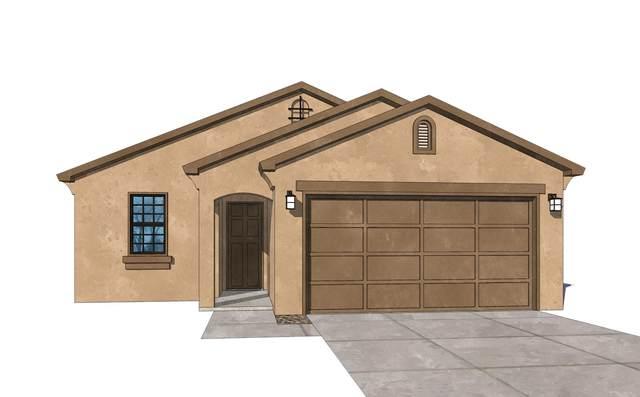 2716 Camino Plata Loop NE, Rio Rancho, NM 87144 (MLS #983585) :: The Buchman Group