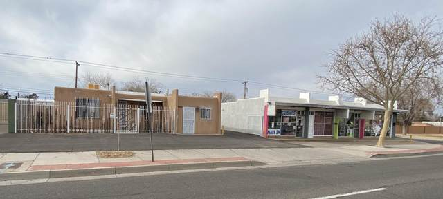 1001 San Mateo Blvd Boulevard SE, Albuquerque, NM 87108 (MLS #983586) :: The Bigelow Team / Red Fox Realty