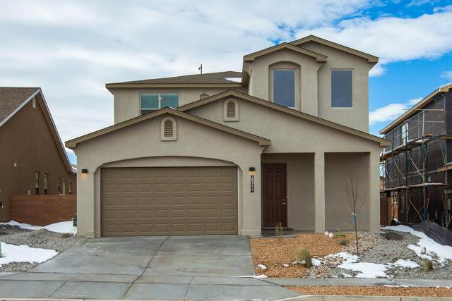 11413 Manzano Vista Avenue SE, Albuquerque, NM 87123 (MLS #983605) :: The Buchman Group