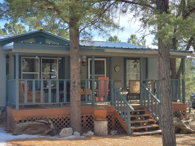 7 Cox Circle, Quemado, NM 87829 (MLS #983606) :: The Buchman Group