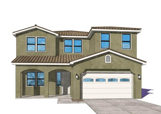 11415 Manzano Vista Avenue SE, Albuquerque, NM 87123 (MLS #983610) :: Campbell & Campbell Real Estate Services