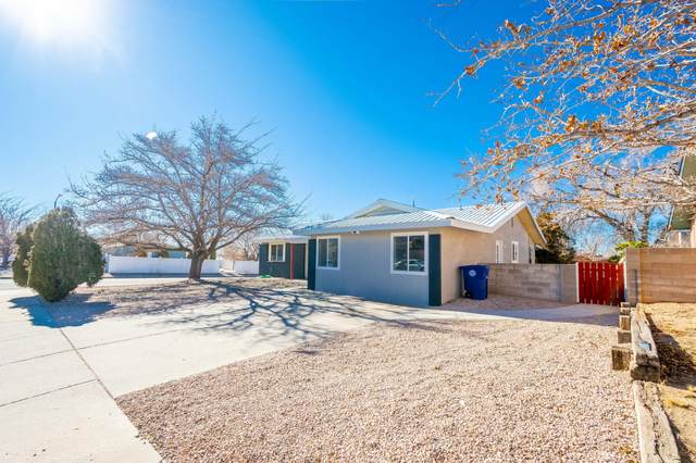 801 La Charles Drive NE, Albuquerque, NM 87123 (MLS #983623) :: Campbell & Campbell Real Estate Services