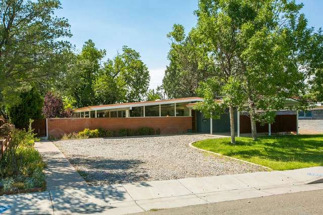 1921 Morningside Drive NE, Albuquerque, NM 87110 (MLS #983649) :: Campbell & Campbell Real Estate Services
