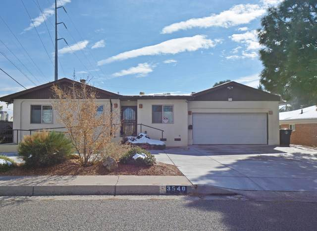3540 Haines Avenue NE, Albuquerque, NM 87106 (MLS #983654) :: Keller Williams Realty