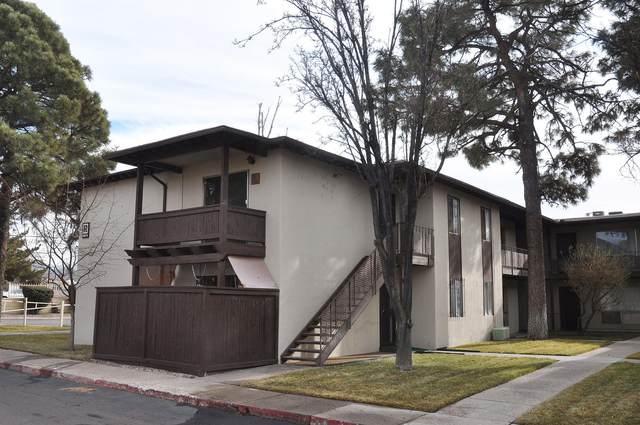 1601 Pennsylvania Street NE R-12, Albuquerque, NM 87110 (MLS #983677) :: Keller Williams Realty