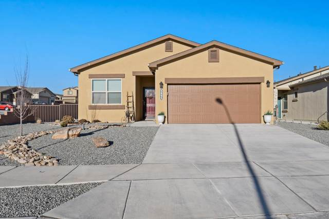 5895 Harding Road NE, Rio Rancho, NM 87144 (MLS #983685) :: Campbell & Campbell Real Estate Services