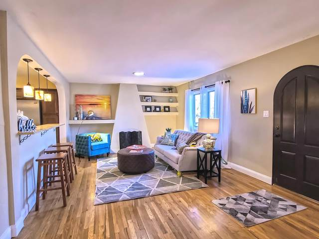 2714 Hyder Avenue SE, Albuquerque, NM 87106 (MLS #983692) :: Campbell & Campbell Real Estate Services