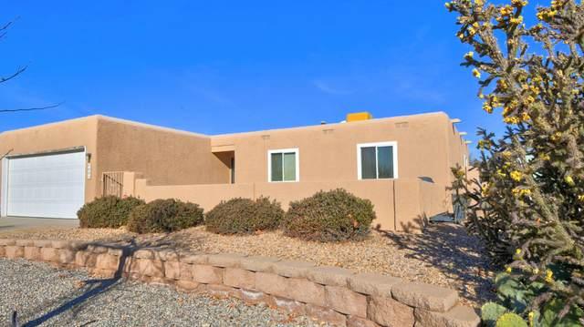 4823 Choctaw Trail NW, Albuquerque, NM 87120 (MLS #983713) :: The Buchman Group