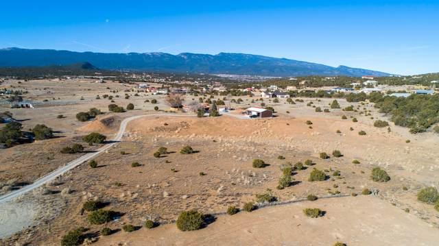 0 Mariposa Road, Sandia Park, NM 87047 (MLS #983719) :: The Buchman Group