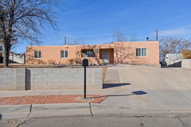 10439 Valtierra Place SW, Albuquerque, NM 87121 (MLS #983733) :: The Buchman Group