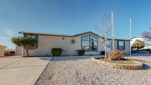 1237 Redondo Court, Los Lunas, NM 87031 (MLS #983749) :: Campbell & Campbell Real Estate Services