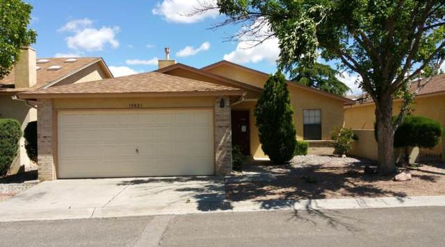 10821 Pennyback Park Drive NE, Albuquerque, NM 87123 (MLS #983751) :: Campbell & Campbell Real Estate Services