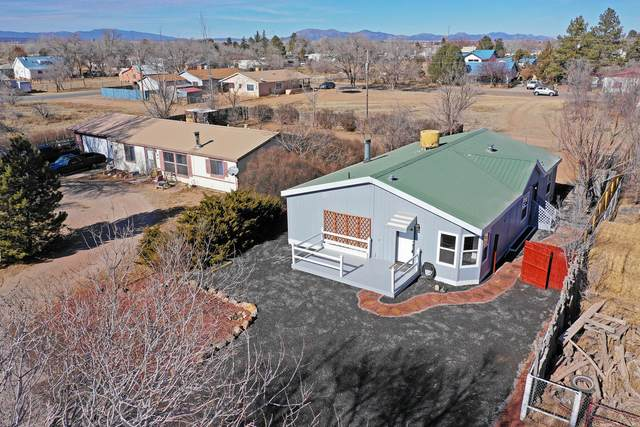 605 Maple Avenue, Moriarty, NM 87035 (MLS #983768) :: The Bigelow Team / Red Fox Realty