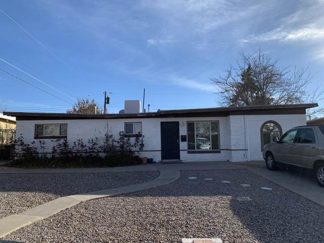 9104 Matthew Avenue NE, Albuquerque, NM 87112 (MLS #983774) :: Campbell & Campbell Real Estate Services