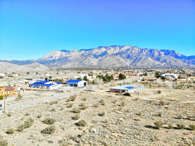 10800 Eagle Rock Avenue NE, Albuquerque, NM 87122 (MLS #983787) :: Keller Williams Realty