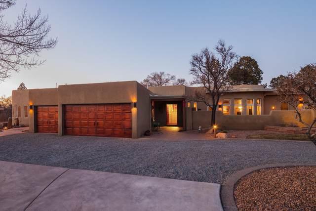 8325 Rio Grande Boulevard NW, Los Ranchos, NM 87114 (MLS #983789) :: Campbell & Campbell Real Estate Services