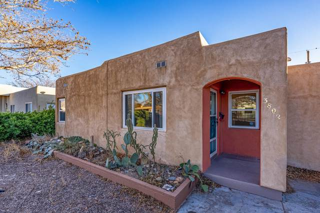 3802 Anderson Avenue SE, Albuquerque, NM 87108 (MLS #983795) :: Campbell & Campbell Real Estate Services