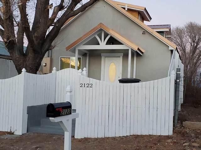 2122 W Montezuma Avenue, Las Vegas, NM 87701 (MLS #983796) :: Campbell & Campbell Real Estate Services
