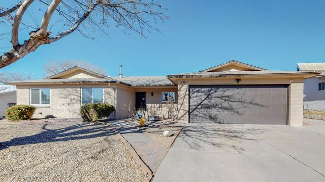 3821 Madrid Drive NE, Albuquerque, NM 87111 (MLS #983799) :: Campbell & Campbell Real Estate Services