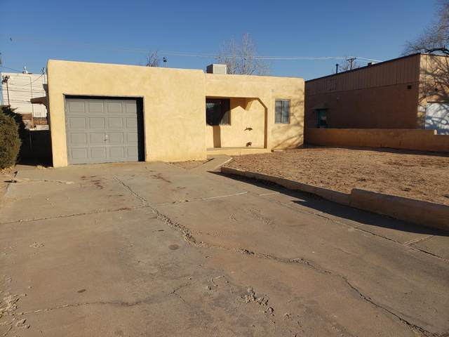 1104 Truman Street SE, Albuquerque, NM 87108 (MLS #983822) :: Campbell & Campbell Real Estate Services