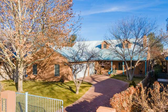2616 Harvest Lane NW, Albuquerque, NM 87104 (MLS #983827) :: Campbell & Campbell Real Estate Services