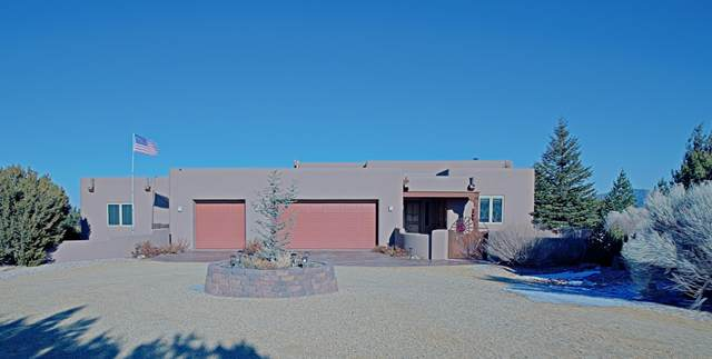 5 Calle Lomita, Sandia Park, NM 87047 (MLS #983828) :: Campbell & Campbell Real Estate Services