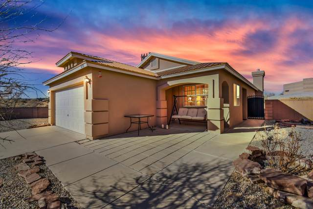 4701 Jessica Drive NE, Rio Rancho, NM 87144 (MLS #983830) :: Campbell & Campbell Real Estate Services
