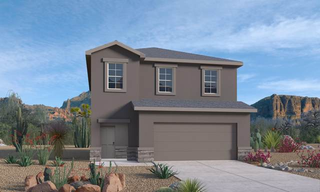 4832 Kings Peak NE, Rio Rancho, NM 87144 (MLS #983834) :: Campbell & Campbell Real Estate Services