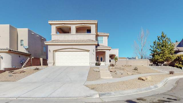 4505 Derby Court NW, Albuquerque, NM 87114 (MLS #983845) :: Campbell & Campbell Real Estate Services