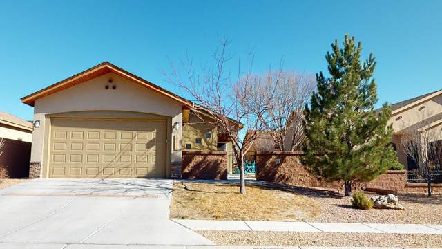 11012 Del Carmen Street NW, Albuquerque, NM 87114 (MLS #983856) :: Keller Williams Realty