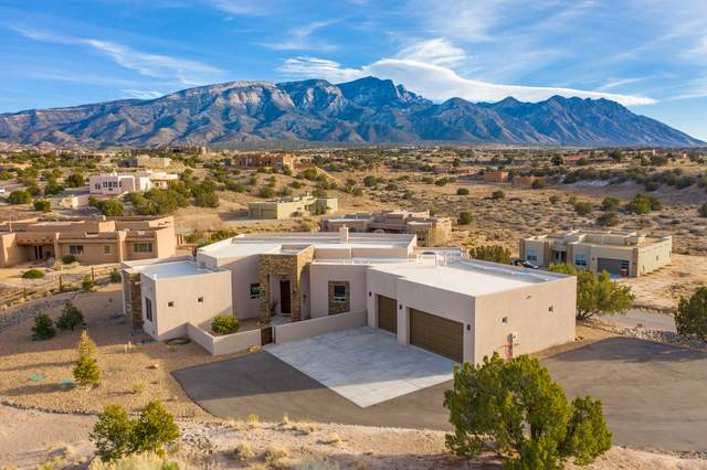 7 Anasazi Meadows Court, Placitas, NM 87043 (MLS #983917) :: Keller Williams Realty