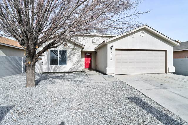 7515 Desert Canyon Place SW, Albuquerque, NM 87121 (MLS #983926) :: The Buchman Group