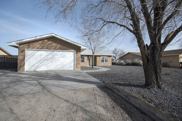 608 Mohawk Street SW, Rio Rancho, NM 87124 (MLS #983933) :: Campbell & Campbell Real Estate Services