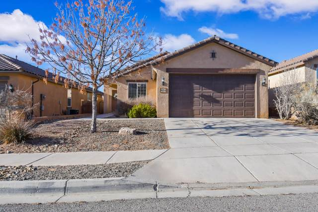3621 Tierra Abierta Place NE, Rio Rancho, NM 87124 (MLS #983936) :: Campbell & Campbell Real Estate Services