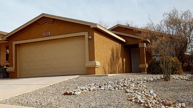 10570 Vista Bella Place NW, Albuquerque, NM 87114 (MLS #983966) :: The Bigelow Team / Red Fox Realty
