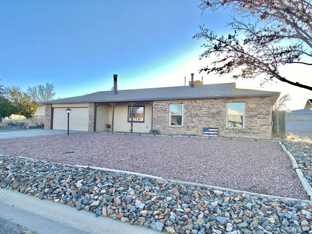291 Littler Drive SE, Rio Rancho, NM 87124 (MLS #983970) :: Campbell & Campbell Real Estate Services