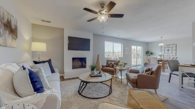 607 Sandia Vista Court SE, Rio Rancho, NM 87124 (MLS #983972) :: Campbell & Campbell Real Estate Services