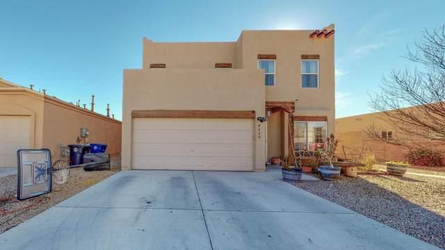 8420 Vista Penasco Avenue SW, Albuquerque, NM 87121 (MLS #983980) :: Campbell & Campbell Real Estate Services