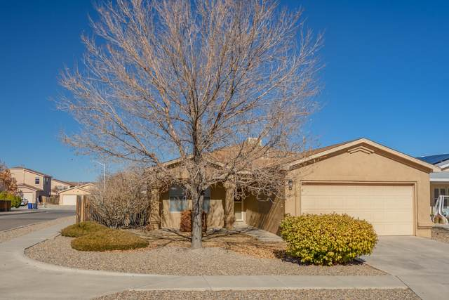 5335 Stream Stone Avenue NW, Albuquerque, NM 87114 (MLS #983983) :: Campbell & Campbell Real Estate Services