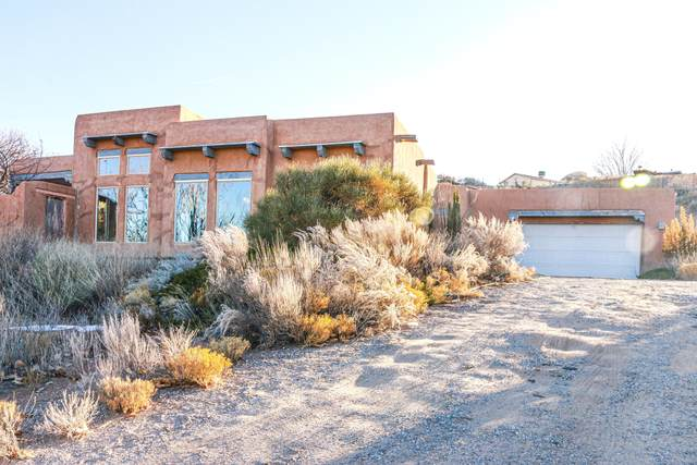 1875 Camino De La Tierra, Corrales, NM 87048 (MLS #983985) :: The Buchman Group