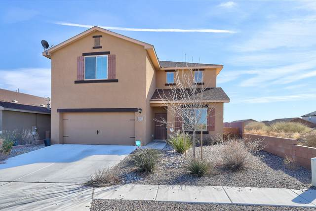 11024 Bowie Road SW, Albuquerque, NM 87121 (MLS #983986) :: The Buchman Group