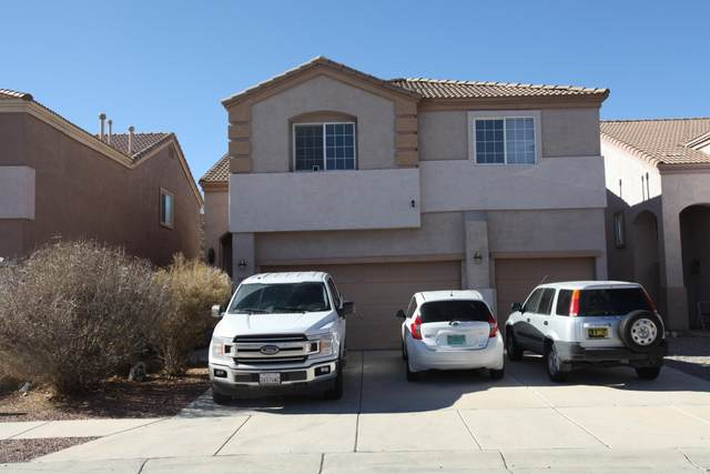 8923 Balsam Glade Road NW, Albuquerque, NM 87114 (MLS #983988) :: The Buchman Group